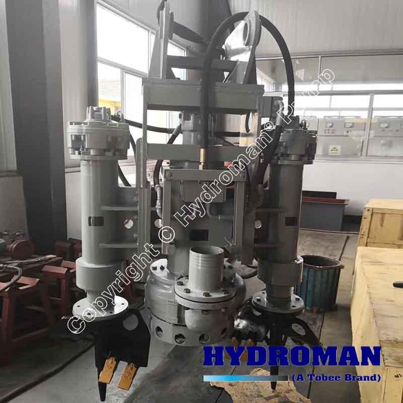 Dragflow Hydraulic Slurry Pump