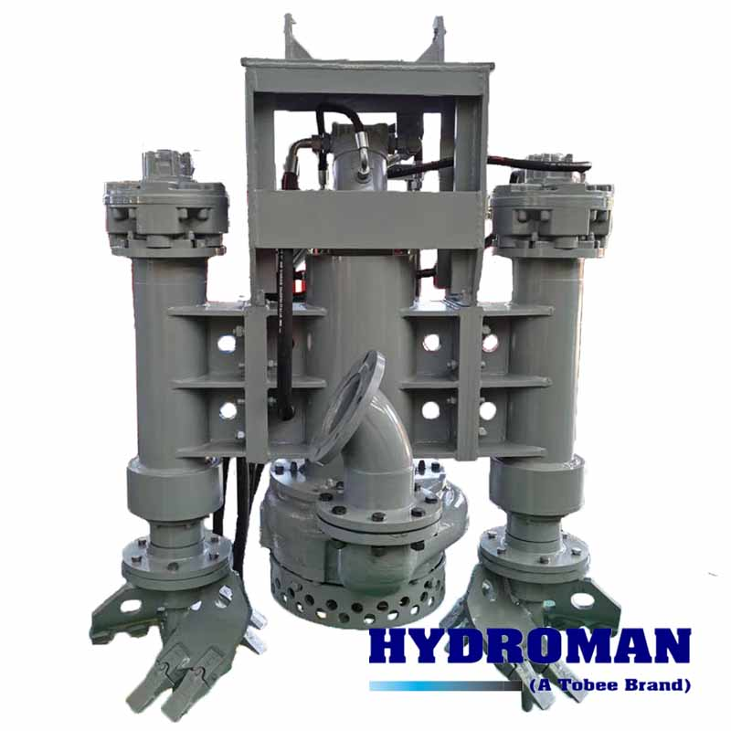 Hydraulic Slurry Pump with Power Pack
