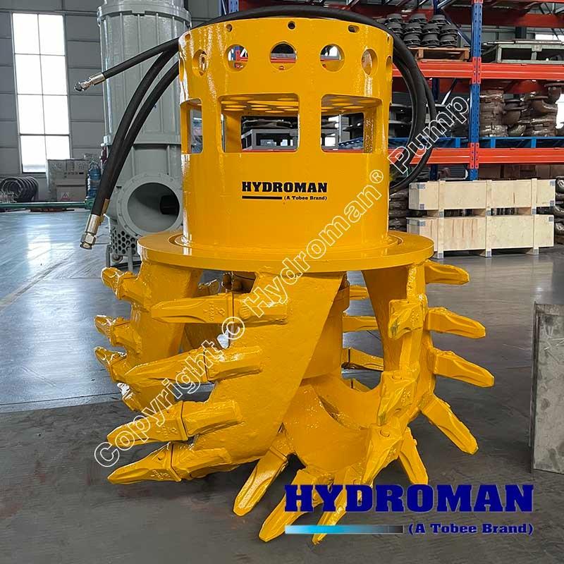 Hydraulic Cutter Head for Dredge Pump