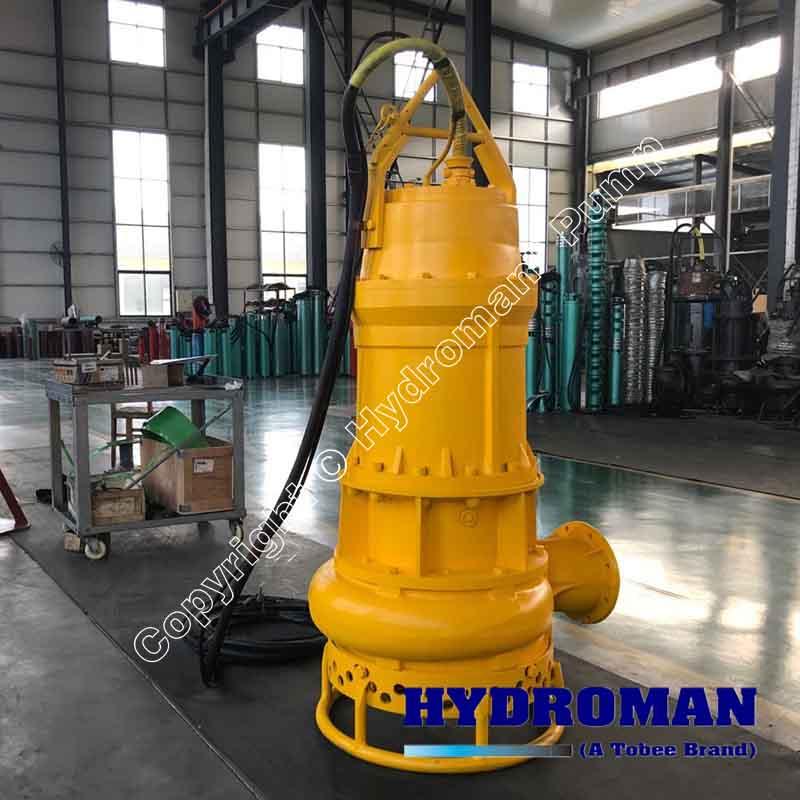 Submersible Sand Slurry Pump