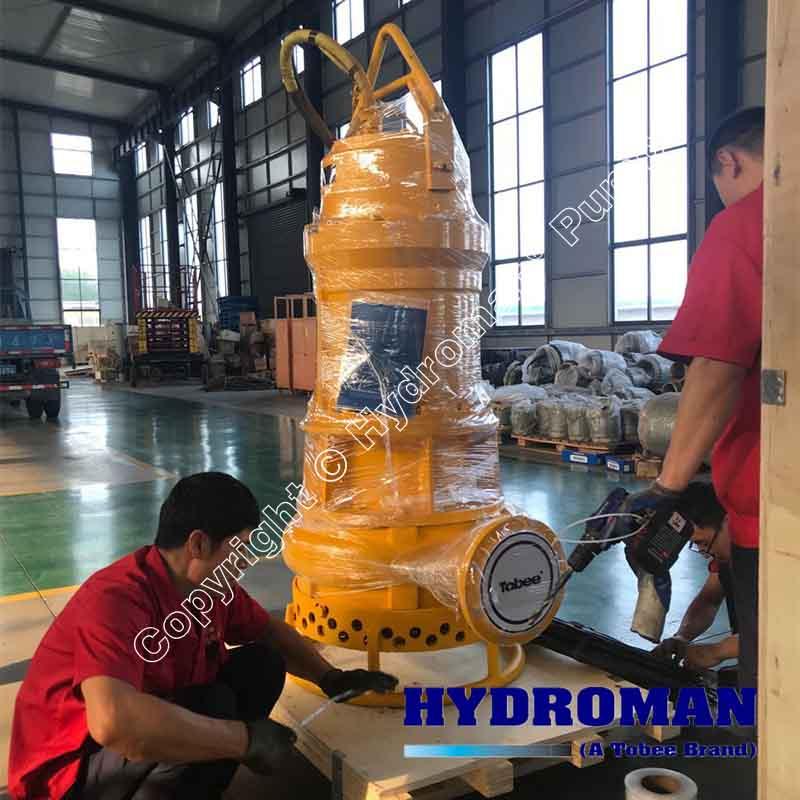 Hydroman™ Submersible Sand Pump India