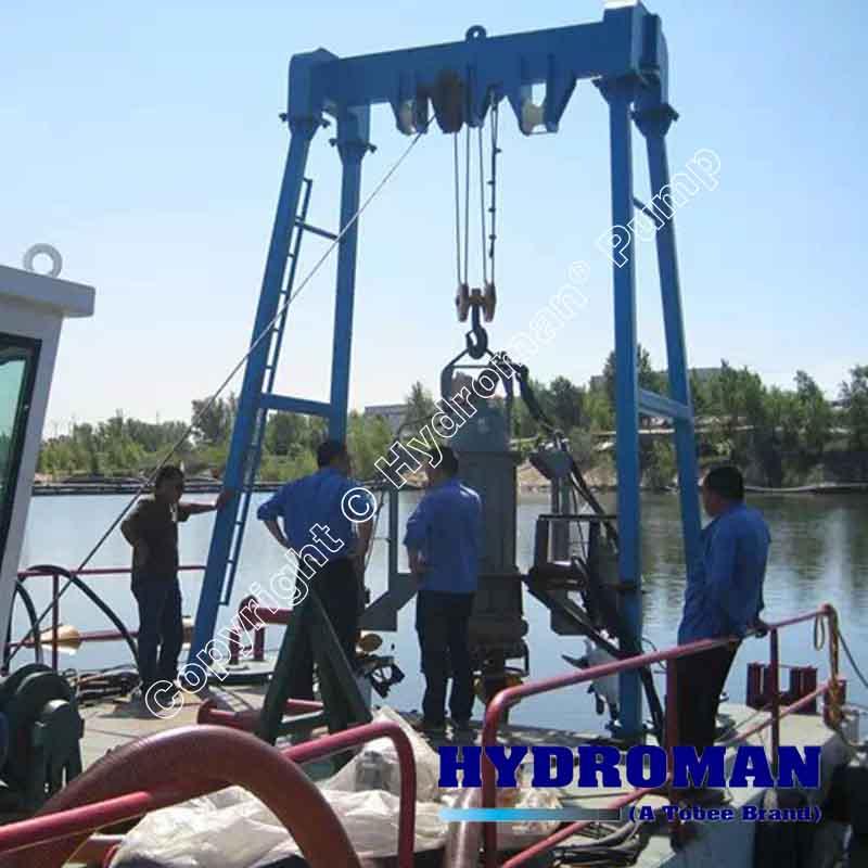 Submersible Dredging Pump Applications