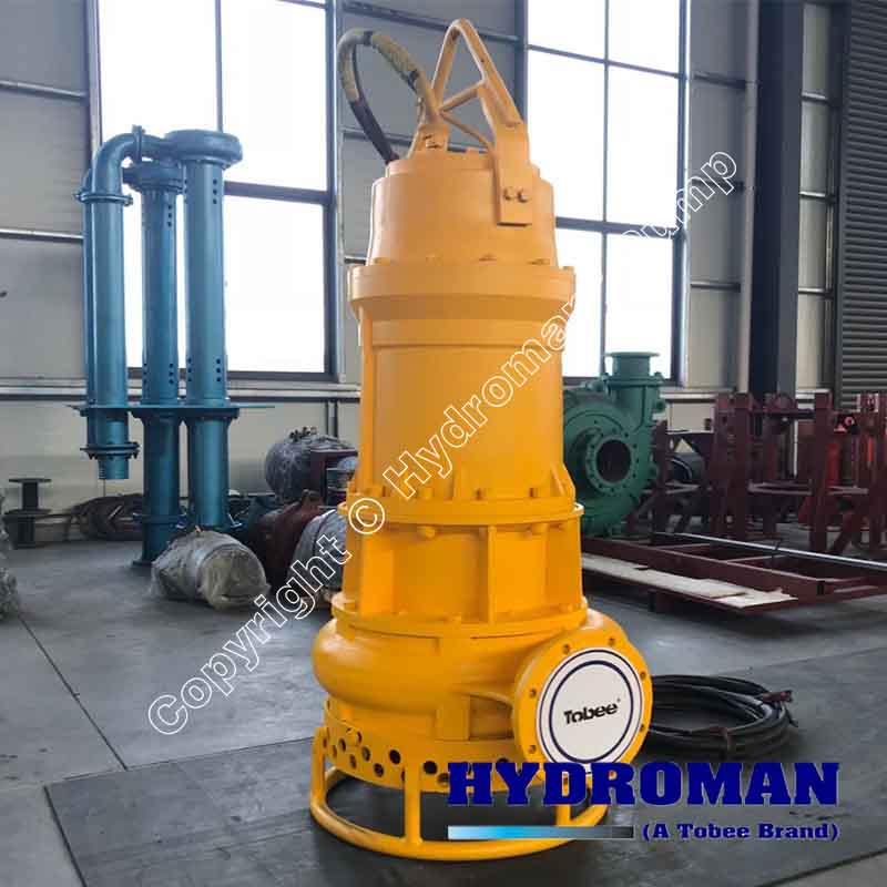 Submersible Dredge Pumps