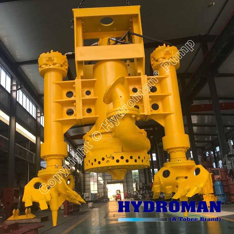 Excavator Hydraulic Dredge Pumps