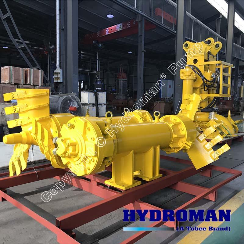 Dragflow Hydraulic Side Cutters