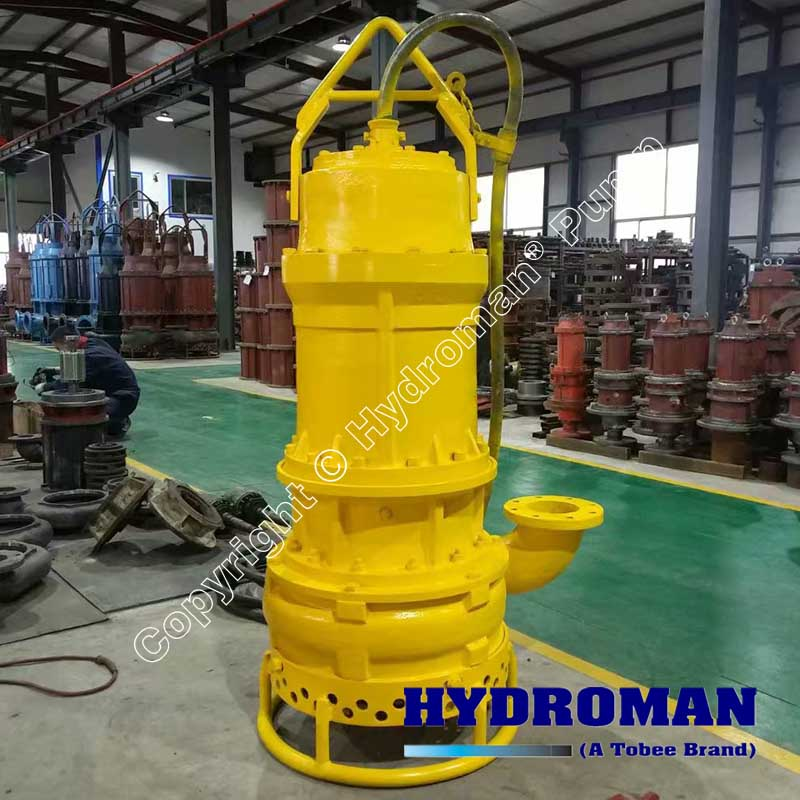 Submersible Centrifugal Slurry Pumps