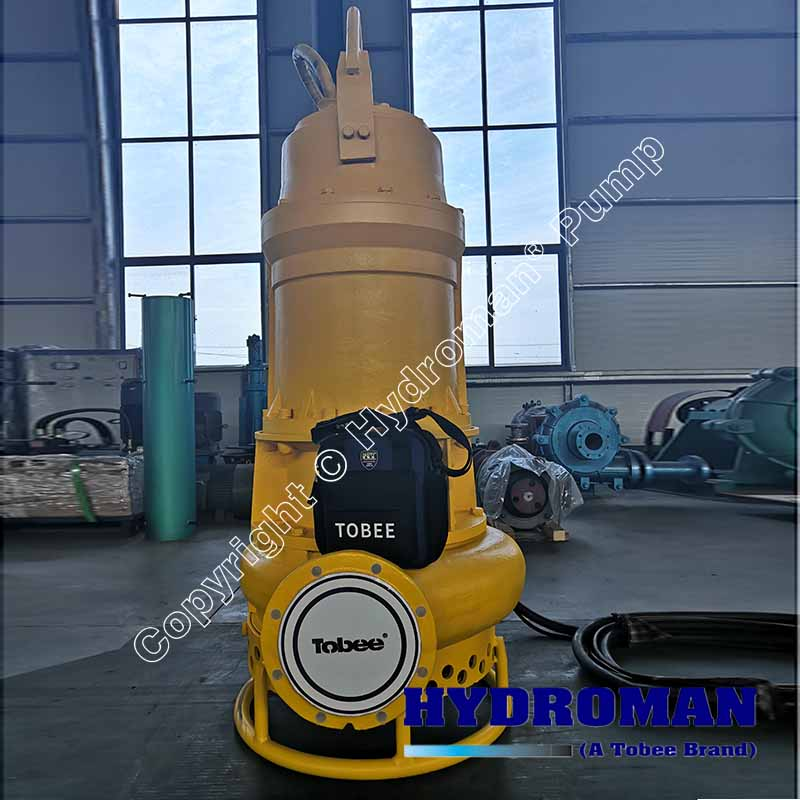 Submersible Sand Pump with Agitator