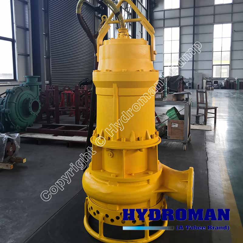 Submersible Gravel Sand Pump
