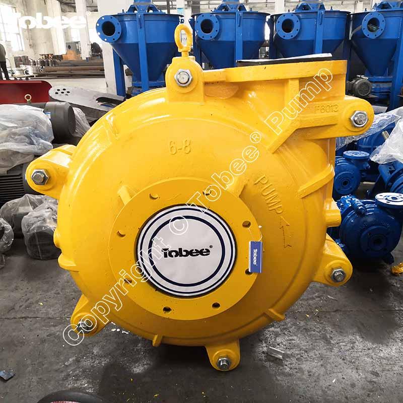 warman Centrifugal Slurry Pumps