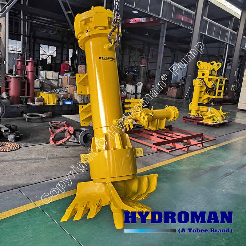 Hydraulic Dredging Cutters for Dredge Pumps