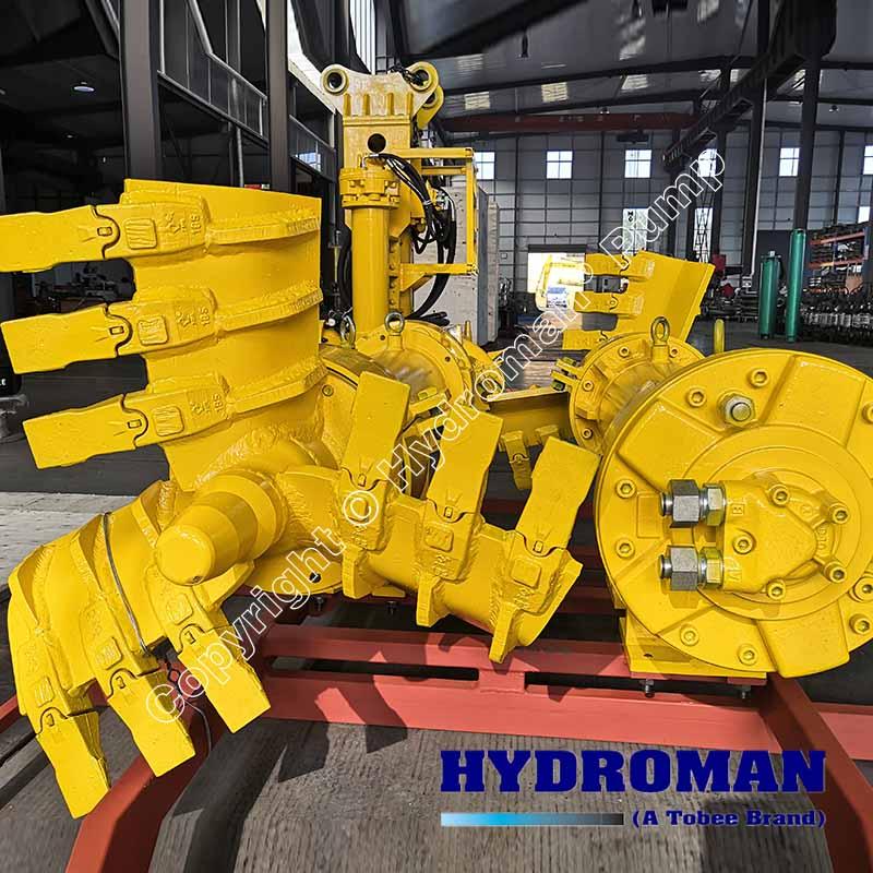 Hydraulic Dredging Agitators