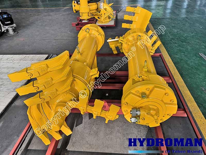 Hydraulic Excavator for Dredger