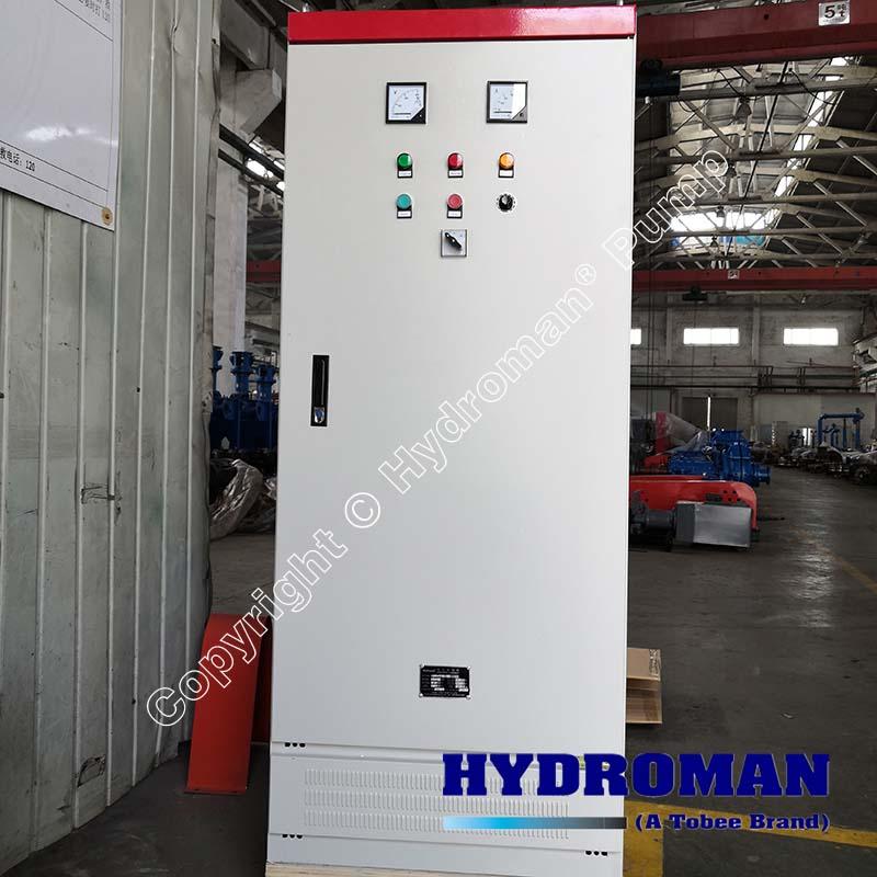 Slurry Pump Control Panel
