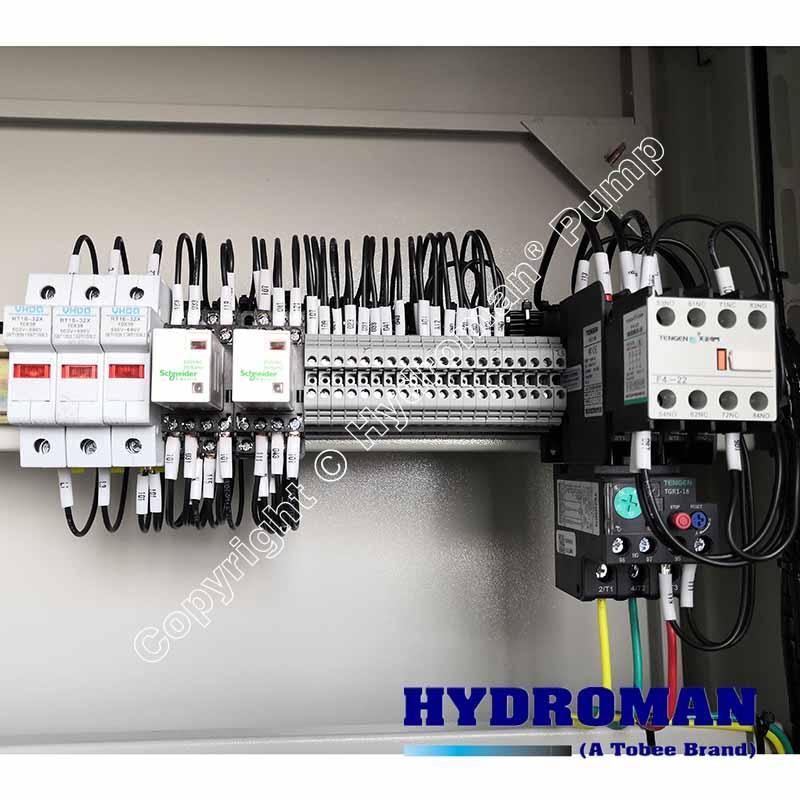 Submersible Dredging Pump Control Panel