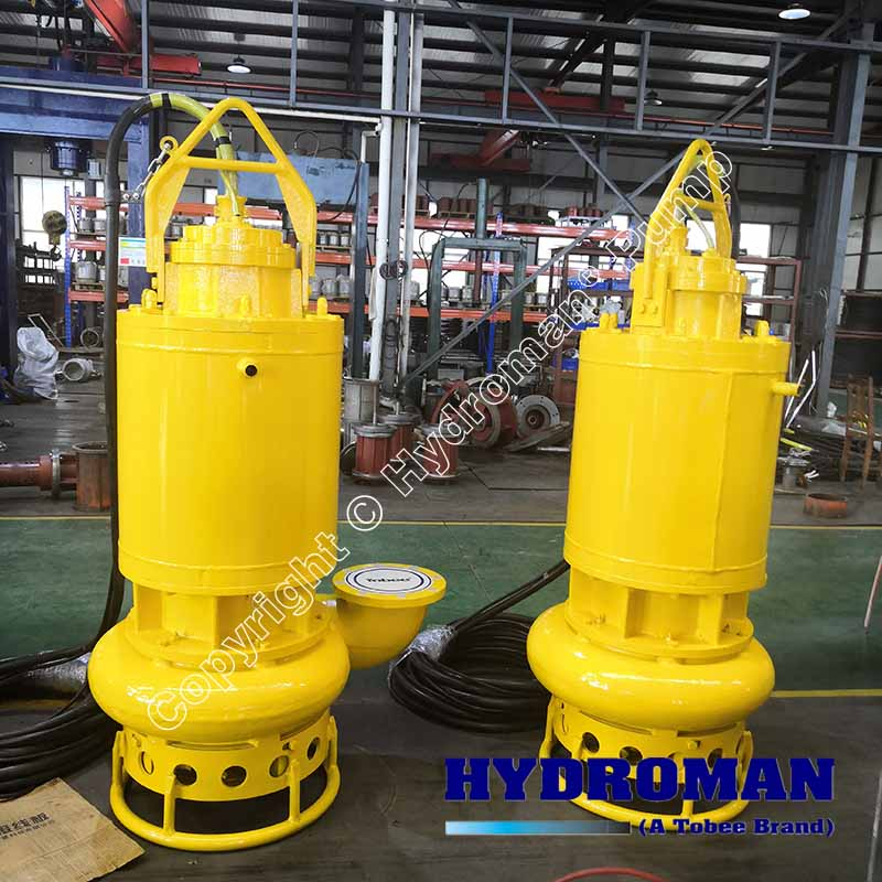 Submersible Pumps with Dry Chamber