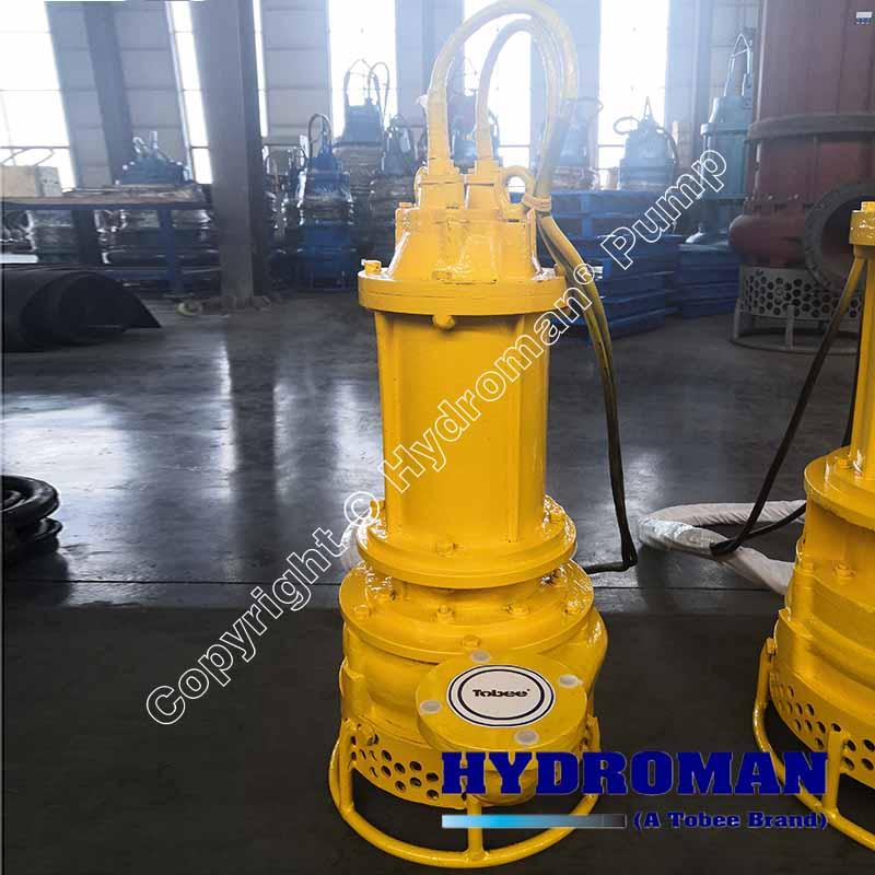 TJQ25-12-3 submersible slurry pump