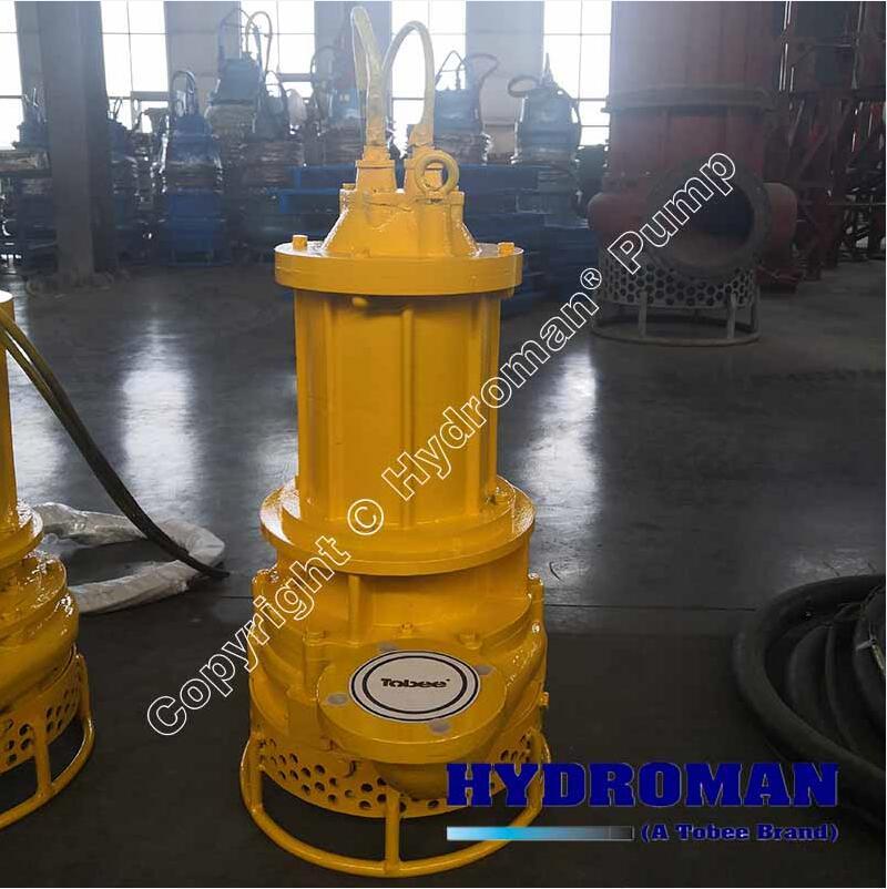 TJQ30-30-7.5 submersible slurry pump