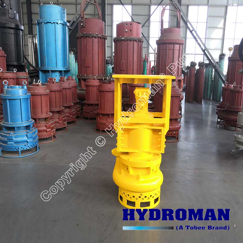 Hydraulic Submersible Dredging Pump