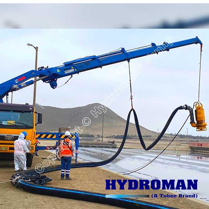 submersible slurry pump peru