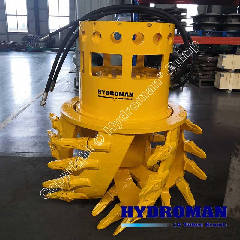 Hydraulic Cutterhead for Dredger Pump