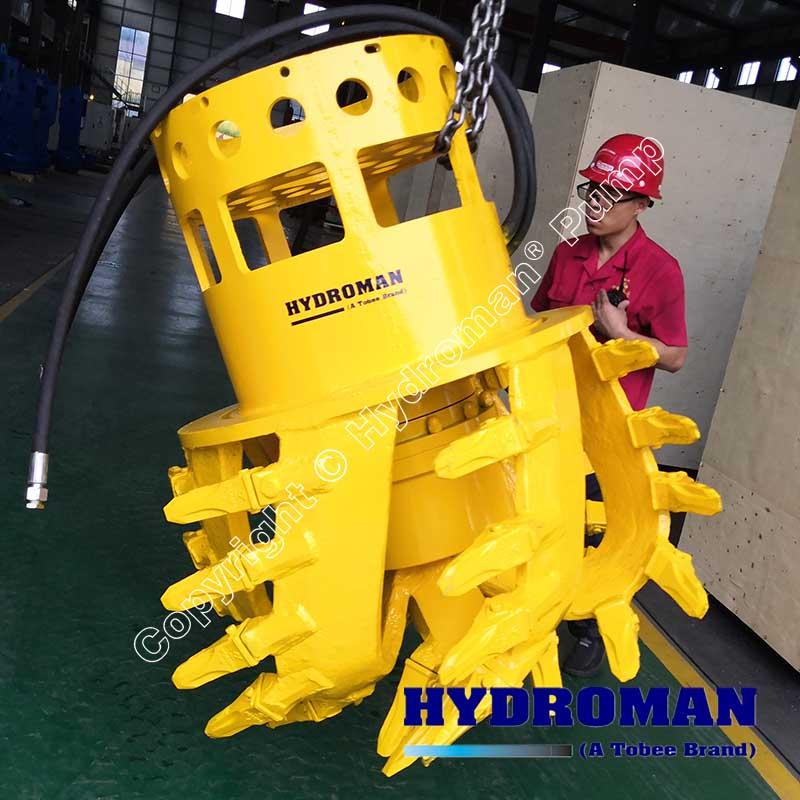 Head Cutter for Hydraulic Slurry Pump