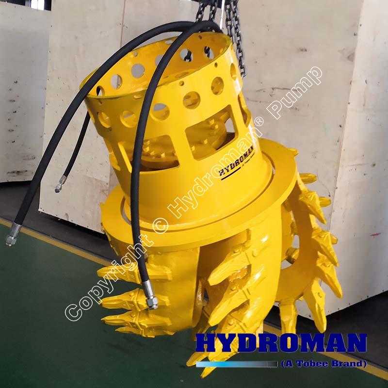 Hydraulic Head Cutter of Hydraulic Dredging Pump