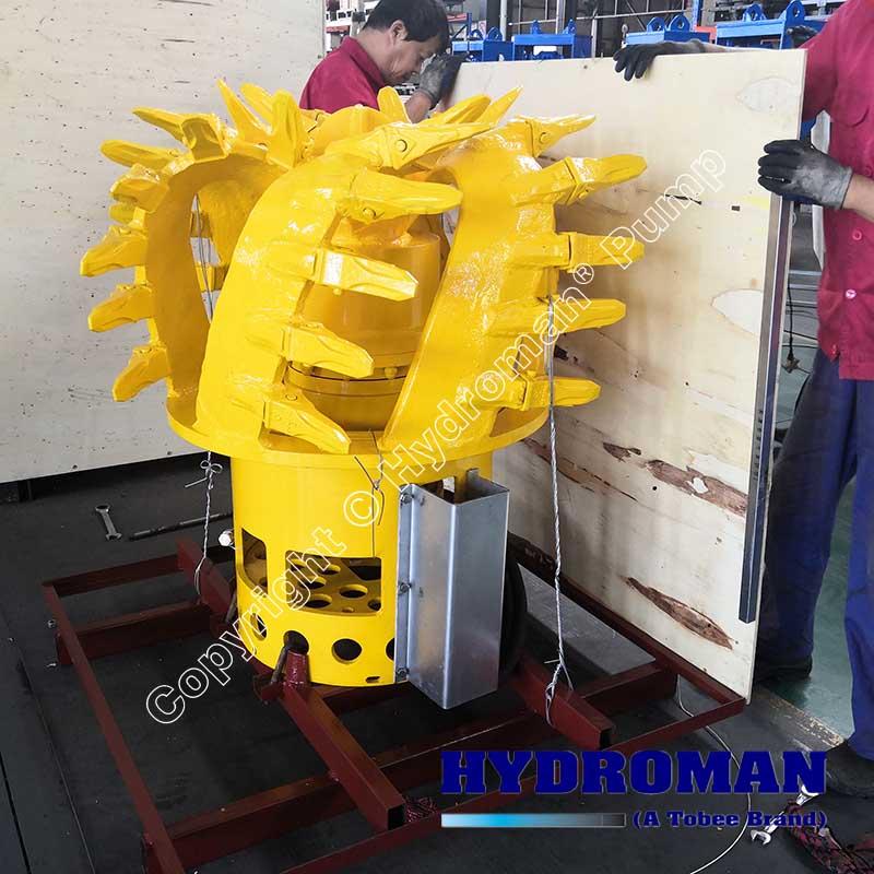 Hydraulic Dredge Pump
