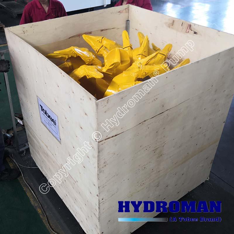 Hydraulic Cutterhead Dredge Pumps