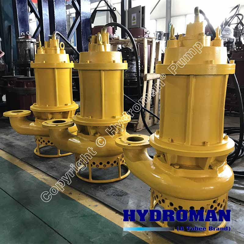 Goodwin Submersible Slurry Pumps