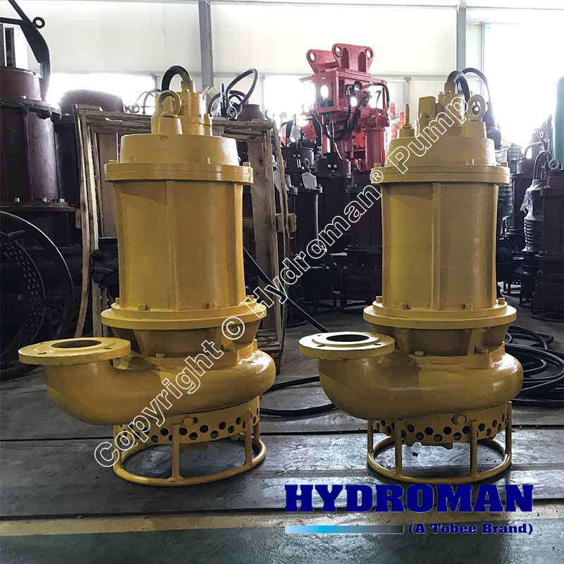 China Submersible Slurry Pumps
