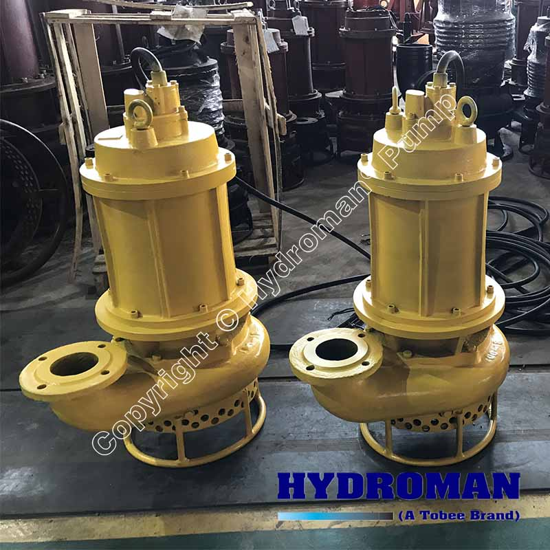 Toyo Submersible Slurry Pumps