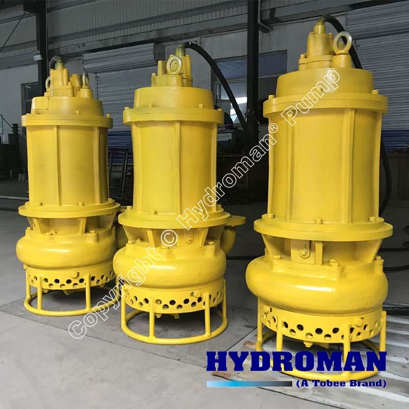 Dragflow Submersible Slurry Pumps