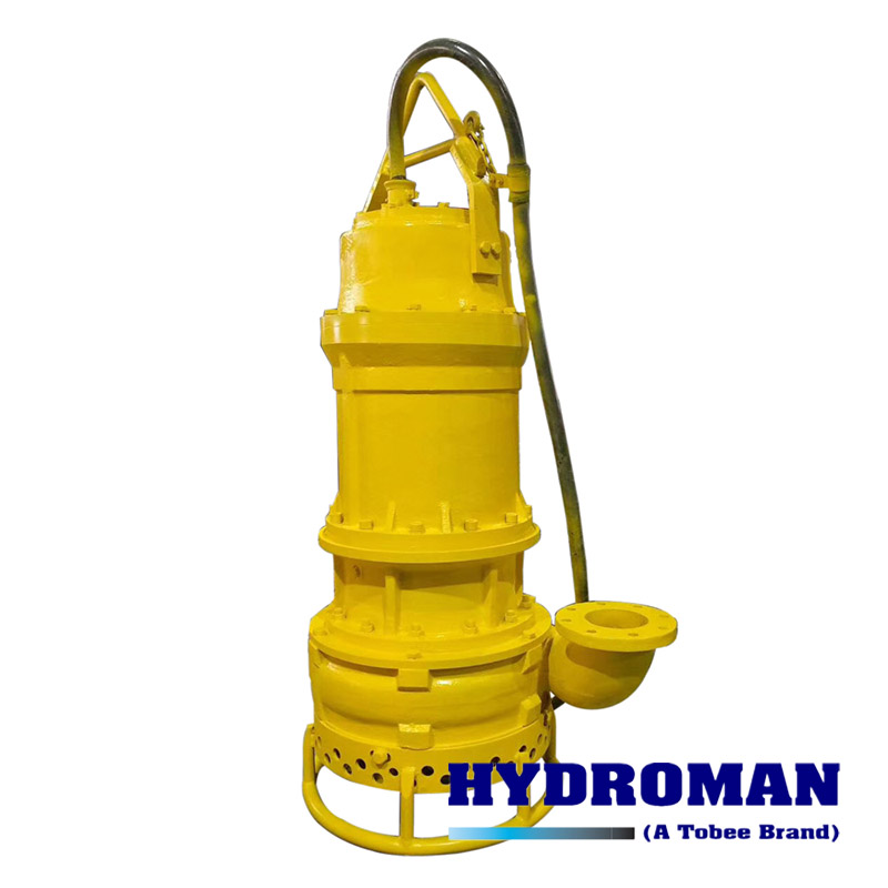 TJQ Submersible Slurry Pumps