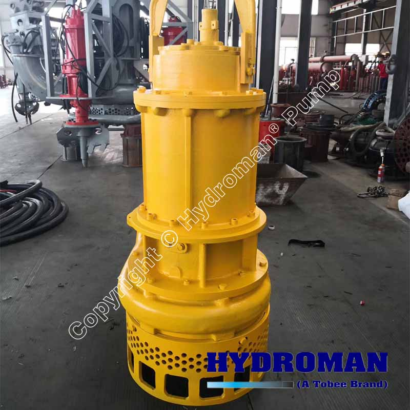 China Submersible Slurry Pump