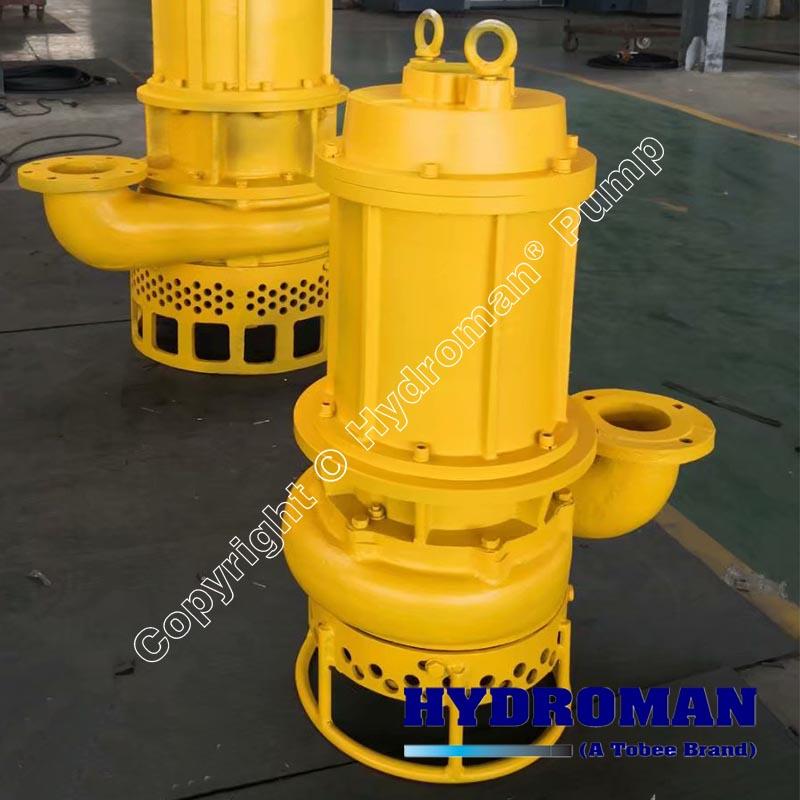 Dragflow Submersible Slurry Pump