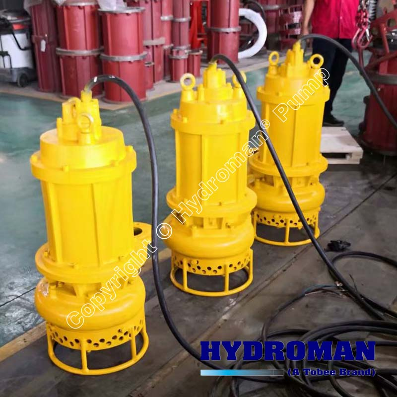 Toyo Submersible Slurry Pump