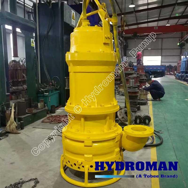 Submersible Agitator Pumps