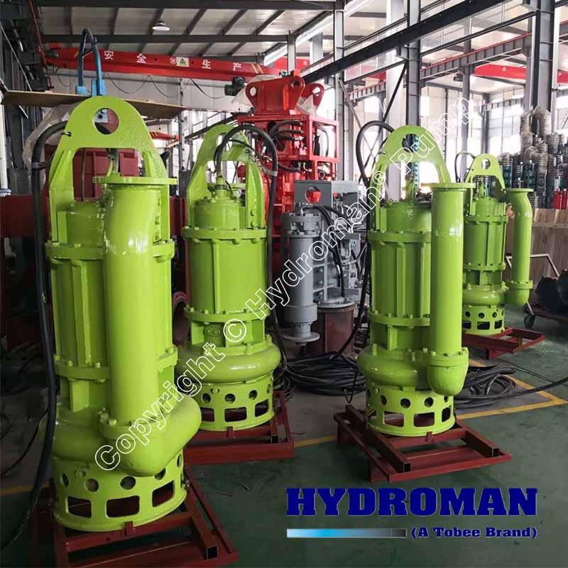Warman Submersible Pump