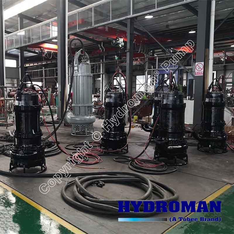 6 inch Submersible Slurry Pumps