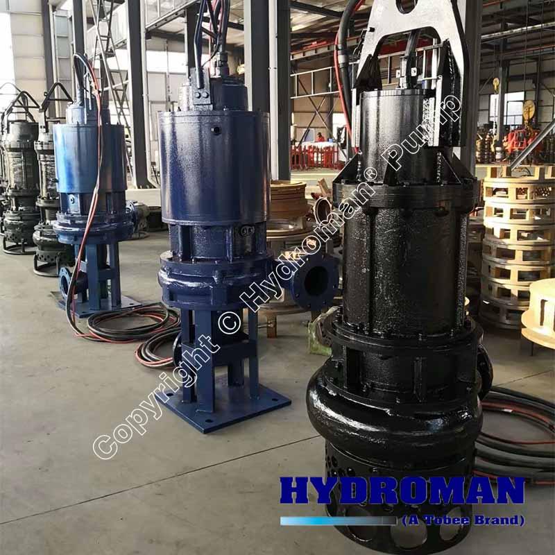 China Submesible Dredge Pumps