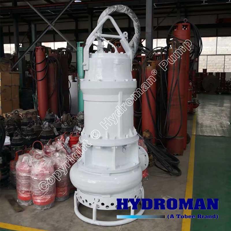 High Head Dewatering Pump