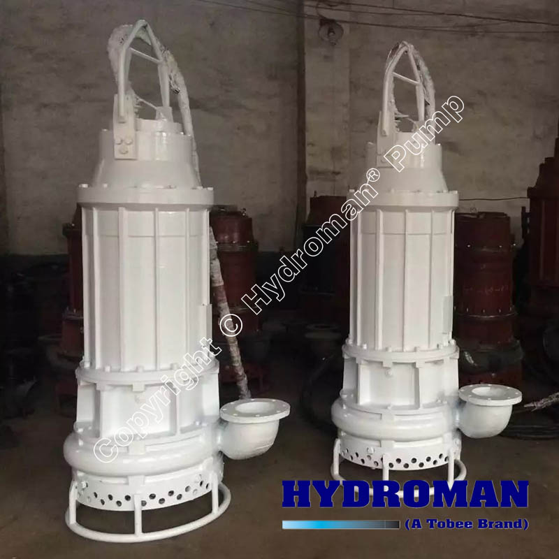 Dragflow Submersible Slurry Pump