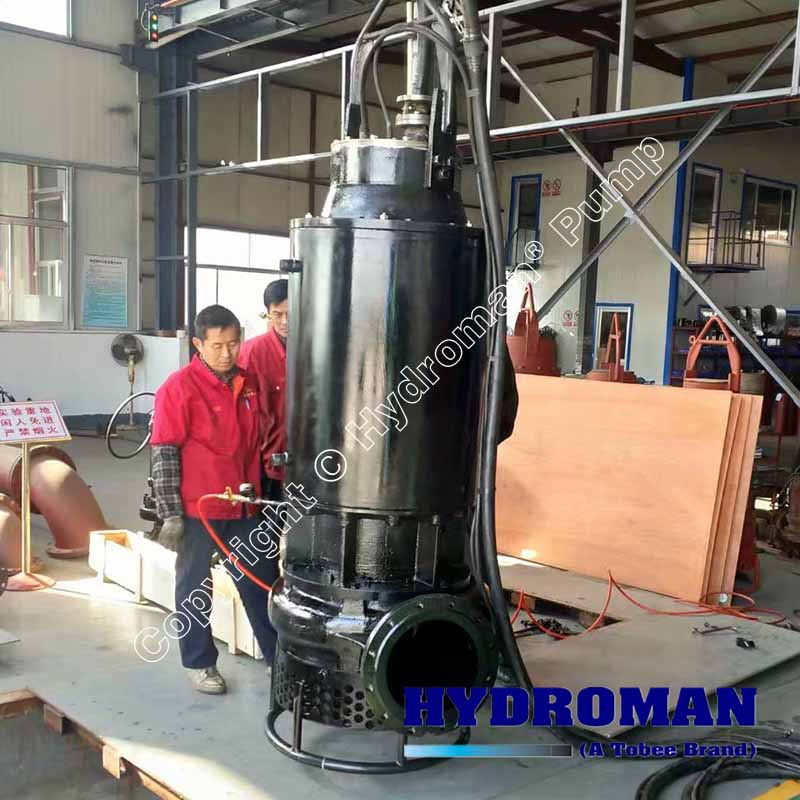 14 inch Submersible Slurry Pump