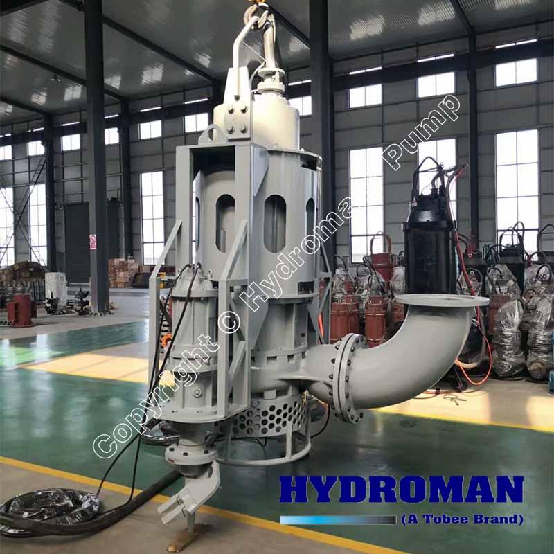 Submersible Agitator Slurry Pump