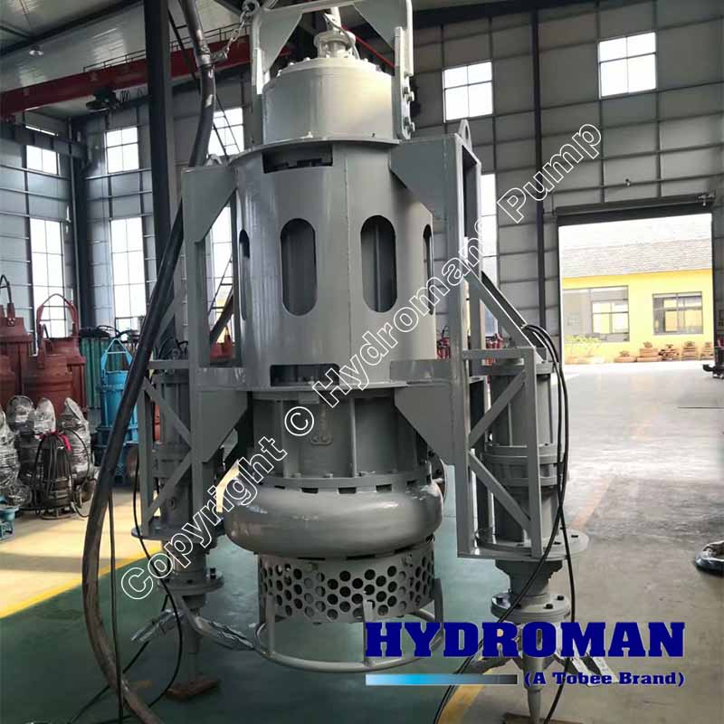 Submersible Heavy Duty Agitator Pump