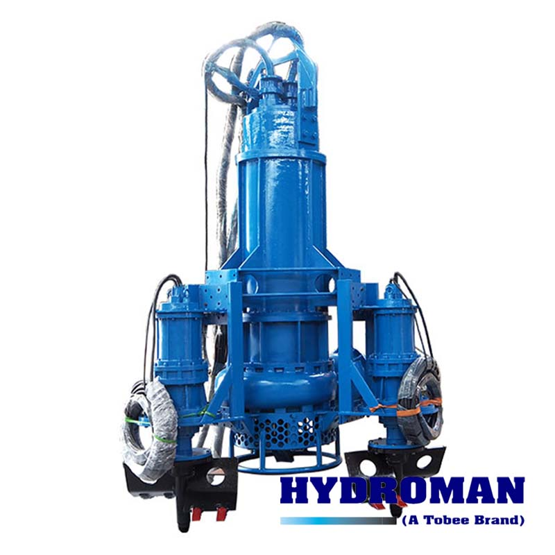 Electric Submersible Dredge Pump