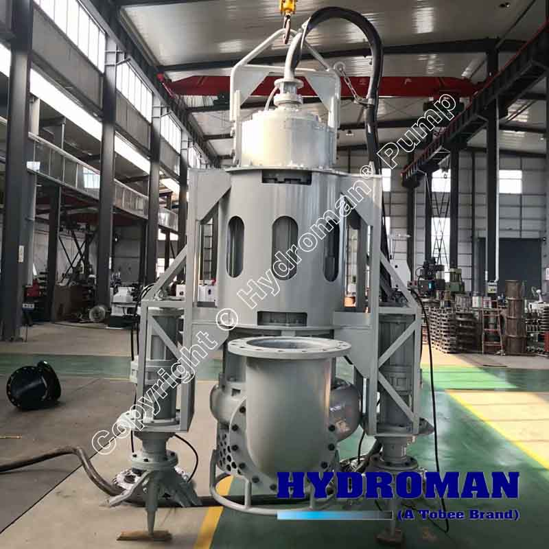 Heavy Duty Electric Submersible Dredge Pumps