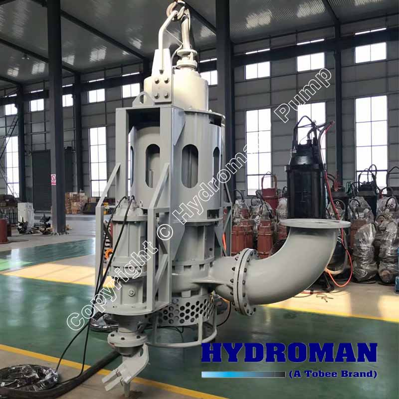 Electric Submersible Dredge Pumps