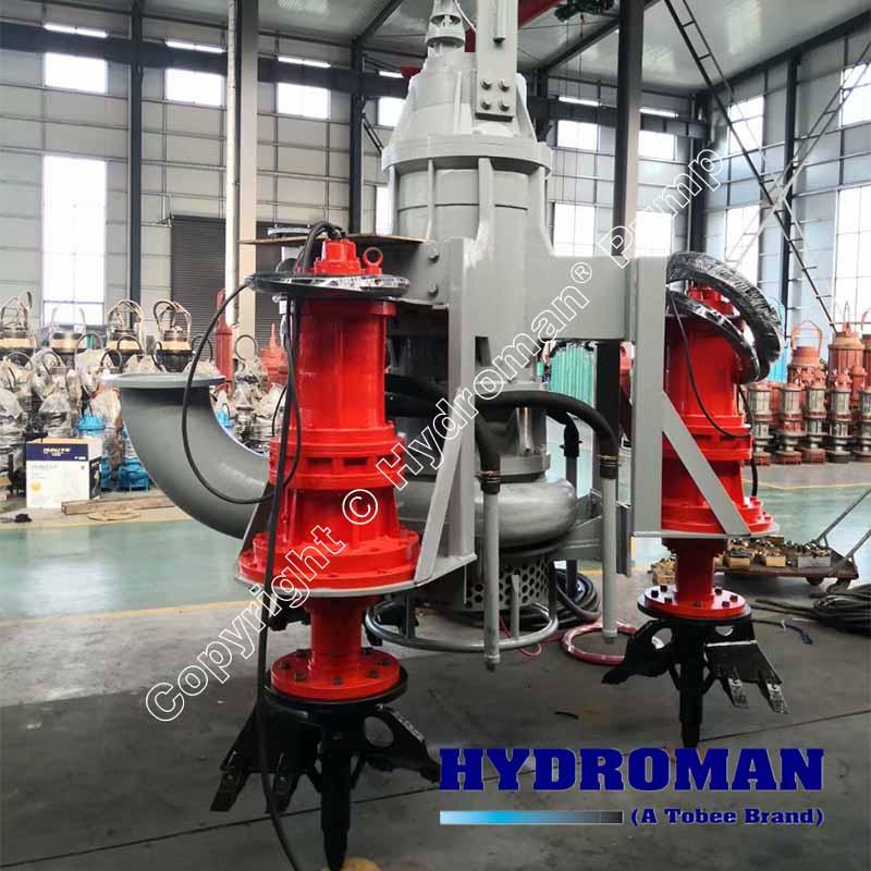 Submersible Heavy-Duty Dredge Pump