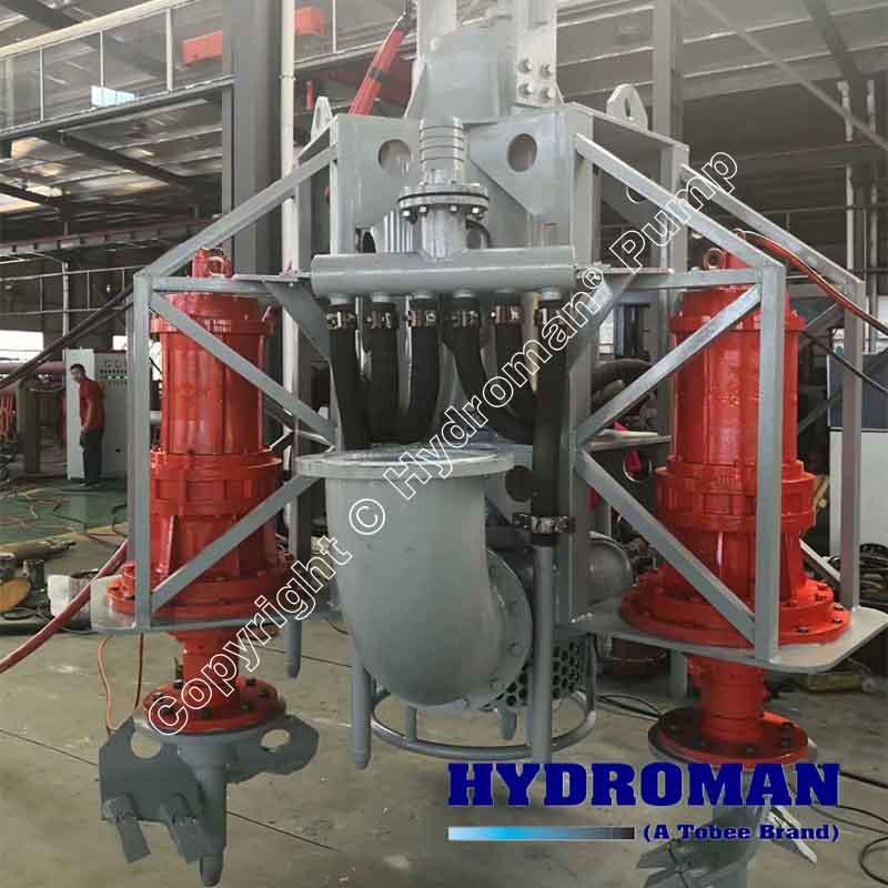 Electric Submersible Dredge Pumps